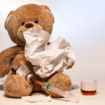 2017年版子供のインフルエンザの症状 鼻血が出る 症状が軽い 遊んでいる